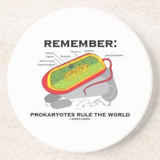 覚えて下さい: Prokaryotesは支配します世界(細菌)を コースター