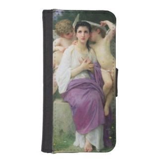 覚醒する中心1892年 iPhoneSE/5/5sウォレットケース
