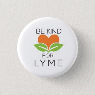 親切が-の1つの¼のインチ円形ボタン小さいあって下さい 缶バッジ