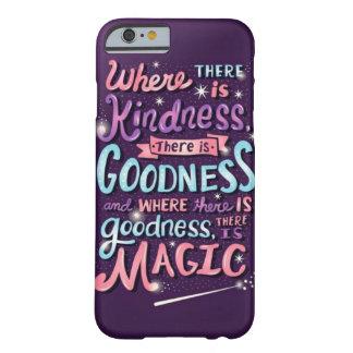 親切さがある一方、長所の場合があります BARELY THERE iPhone 6 ケース