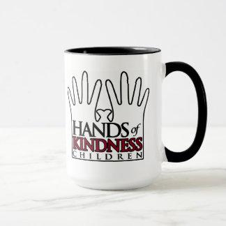 親切さのはっきりしたなマグの手 マグカップ