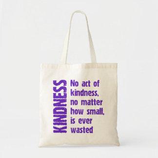 親切さの行為無し トートバッグ