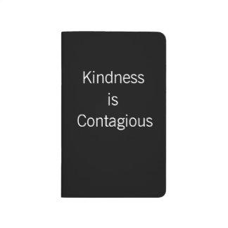 親切さは伝染性です ポケットジャーナル