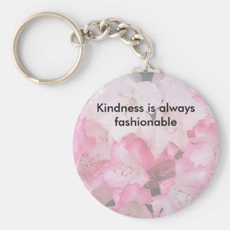 親切さは流行のKeychain常にです キーホルダー