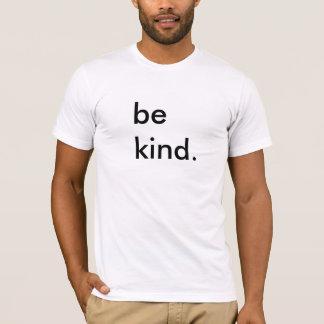親切で白いTシャツがあって下さい Tシャツ