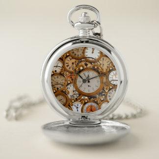 親切なデザインの時計そしてよりユニークな1 ポケットウォッチ