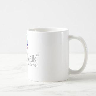 親切な歩行 コーヒーマグカップ