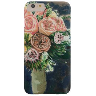 親切な花花束のiPhoneの例の1つ Barely There iPhone 6 Plus ケース