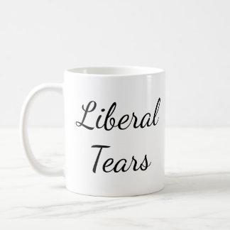 親切札はおもしろいで保守的な政治マグを引き裂きます コーヒーマグカップ