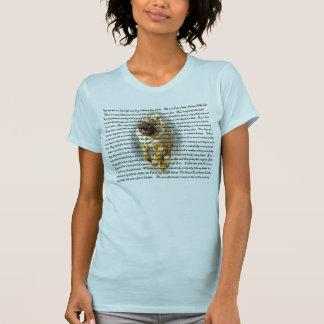親友に人を配置します Tシャツ