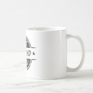親友の黒 コーヒーマグカップ