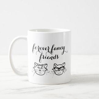 親友猫のマグ コーヒーマグカップ