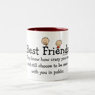 親友 ツートーンマグカップ
