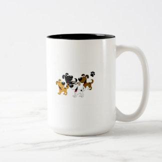 親友! ツートーンマグカップ