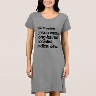 親愛なるクリスチャンイエス・キリストはユダヤ人- .PNGでした ドレス