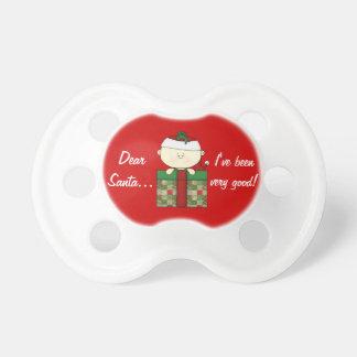 親愛なるサンタクリスマスBaby おしゃぶり