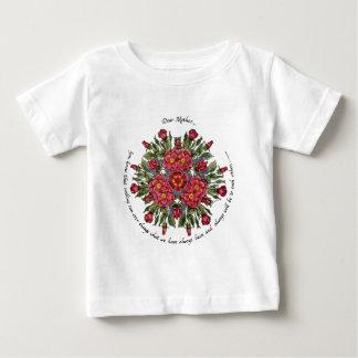親愛なる母 ベビーTシャツ