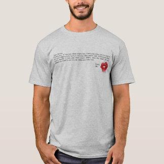 親愛なるBacon Tシャツ