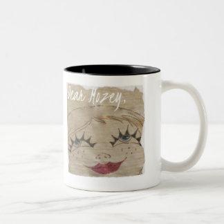 親愛なるMozey Mug ツートーンマグカップ