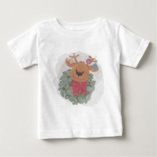 親愛なクリスマス ベビーTシャツ
