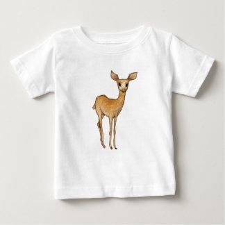 親愛なシカ ベビーTシャツ