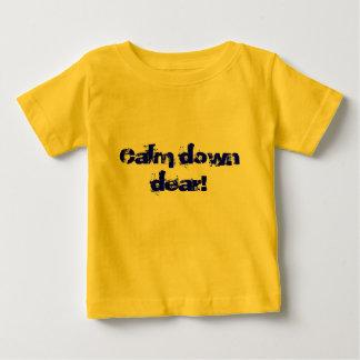 親愛静めて下さい! ベビーTシャツ
