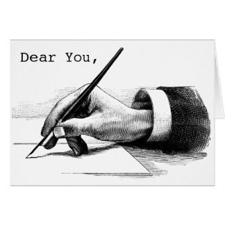 親愛Notecard カード