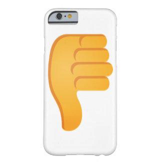 親指Emoji Barely There iPhone 6 ケース