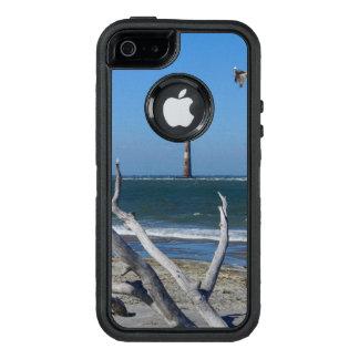 観光する灯台 オッターボックスディフェンダーiPhoneケース