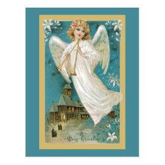 角との天使 ポストカード