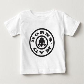 角の体育館 ベビーTシャツ