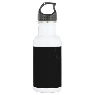 角の芸術 ウォーターボトル