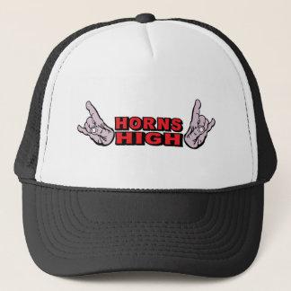角の高い帽子 キャップ