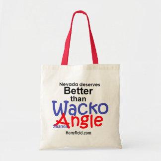 角度のWACKOのバッグ トートバッグ