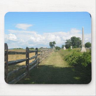 角度、Gettysburgの戦場 マウスパッド