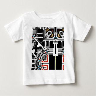 角度V2 ベビーTシャツ