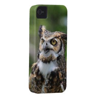 角状フクロウ Case-Mate iPhone 4 ケース