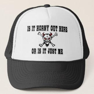 角質のここに帽子 キャップ