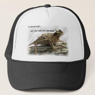 角質のヒキガエルの帽子 キャップ
