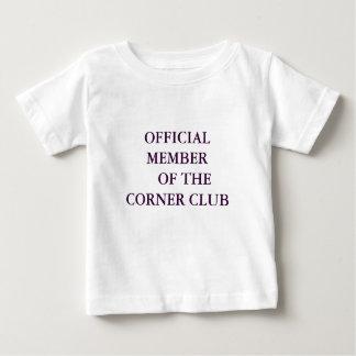 角     クラブの公式のメンバー ベビーTシャツ