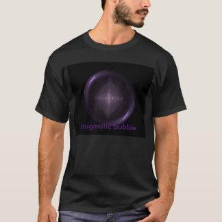 解き難い泡フラクタル Tシャツ