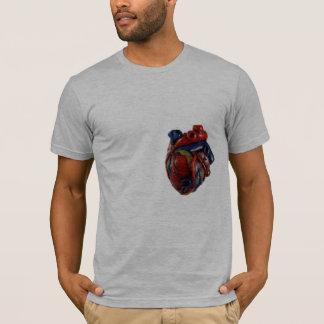 解剖ハート Tシャツ
