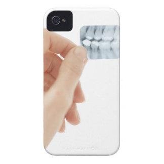 解放されるモデル。 歯科X線 Case-Mate iPhone 4 ケース