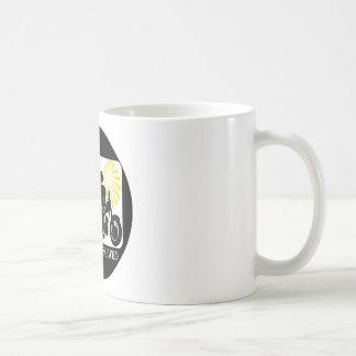 解決するモーターバイク問題 コーヒーマグカップ