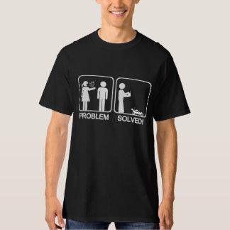 解決するRC問題 Tシャツ