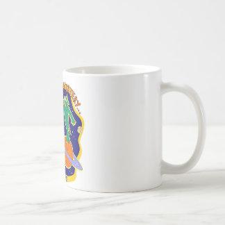 解決するUFOのミステリー コーヒーマグカップ