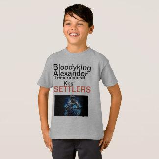 解決者bfのTシャツ Tシャツ