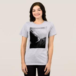 解決-女性 Tシャツ