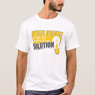 解決 Tシャツ