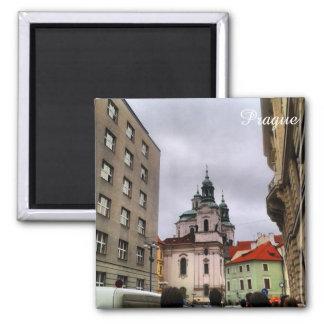 触れられていない都市、プラハ マグネット